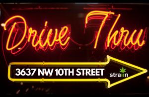 Straiin Drive Thru