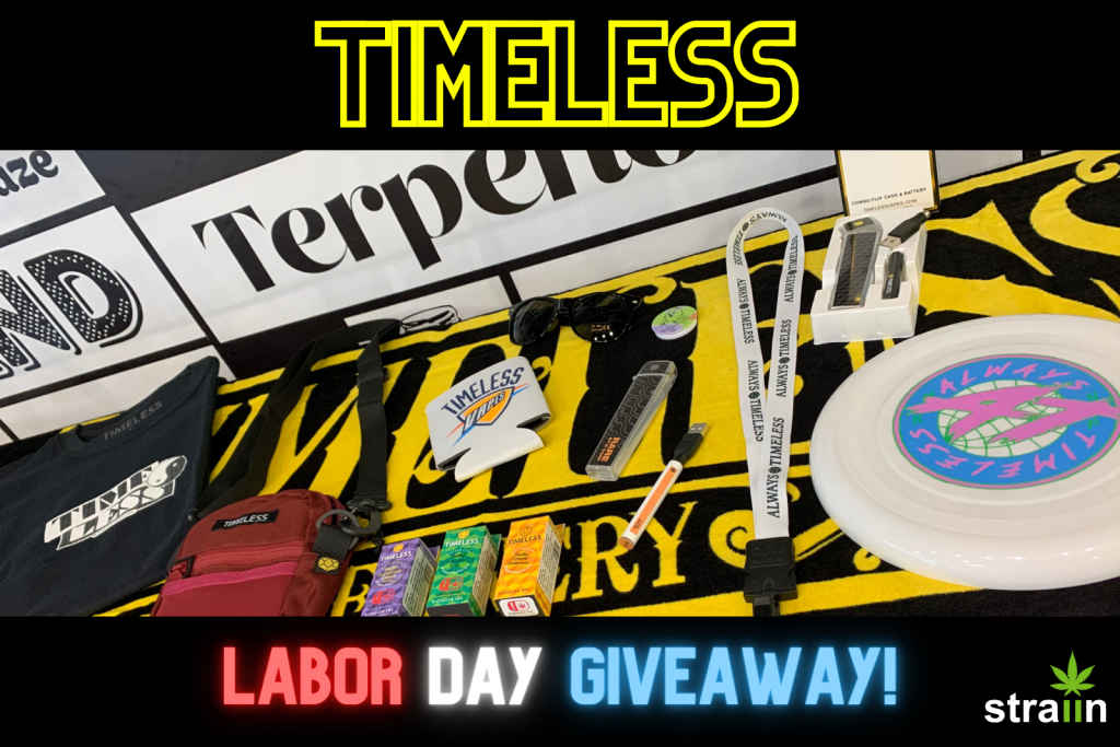 Timeless Labor Day Giveaway Bag Contents